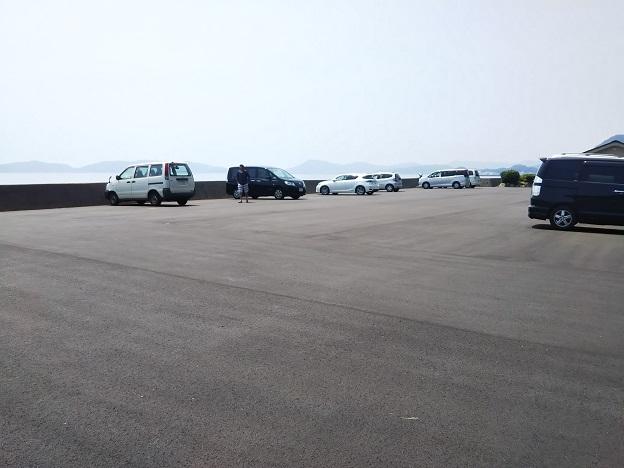 からこと丸 駐車場