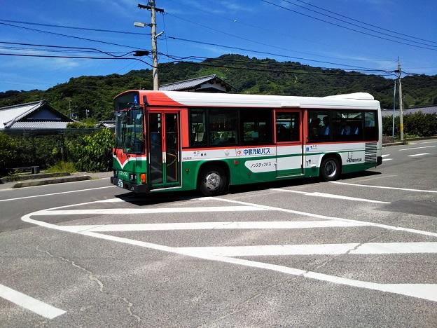 中島汽船バス
