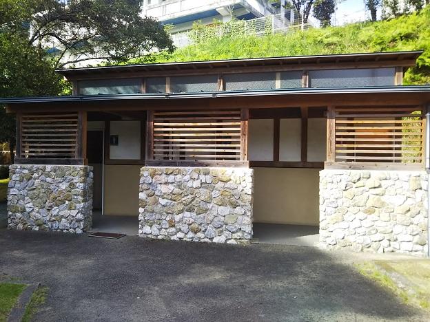 吉野公園 トイレ