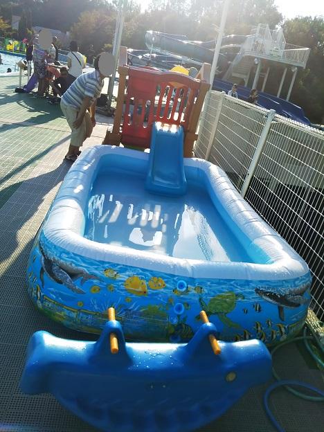 鷲羽山ハイランド 幼児プール