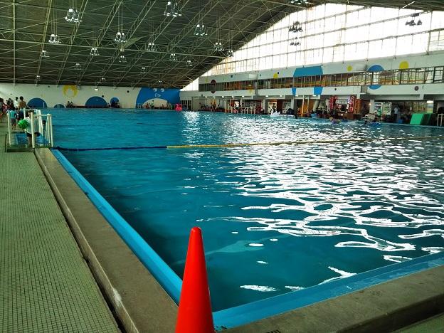 テツ プール イヨ スポーツ センター