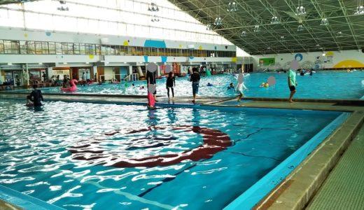 イヨテツスポーツセンター 夏はイベント盛りだくさんプール 松山市