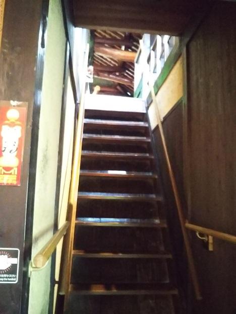 招き猫美術館 階段