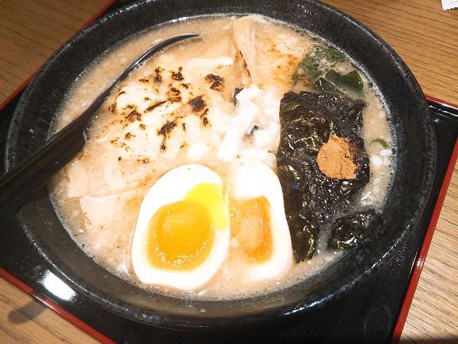 麺やKEIJIRO 鶏白湯