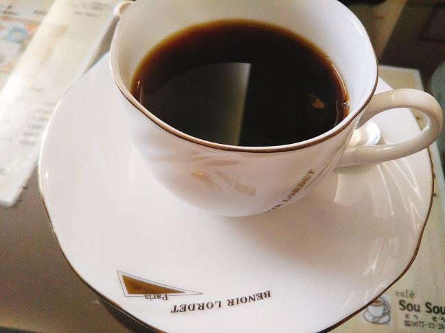 タイムランチ コーヒー