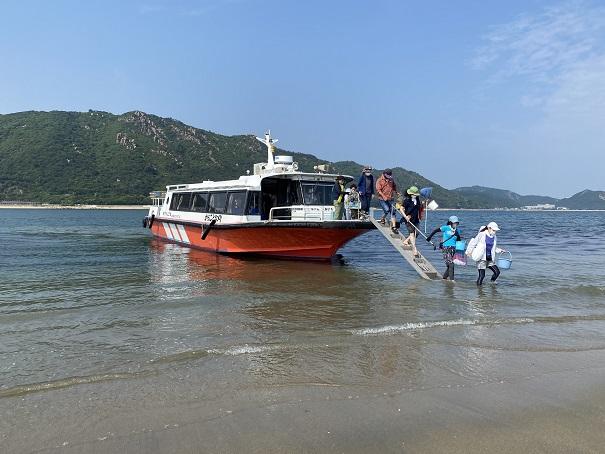 岡山県の潮干狩りポイントおすすめ