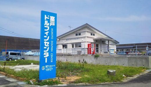 室戸ドルフィンセンター 高知県でイルカと触れ合える一緒に泳げる