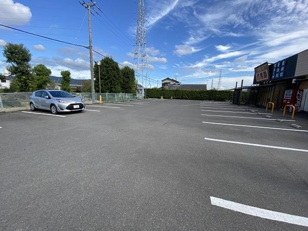 宮武うどん駐車場
