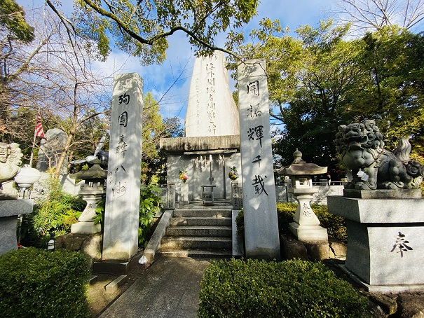 満蒙開拓の碑田村神社