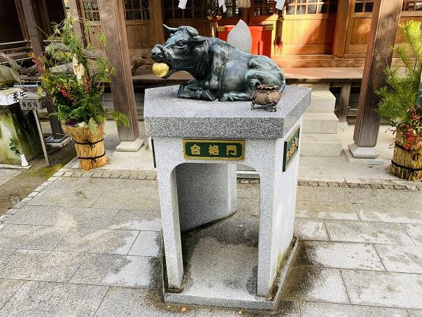 合格門田村神社