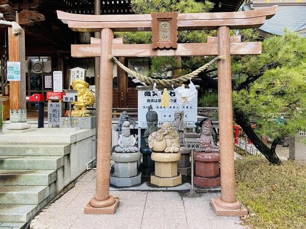 七福神田村神社