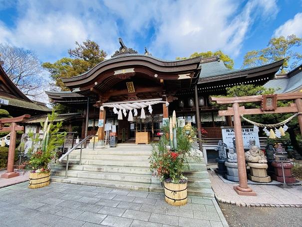 宇都伎社田村神社