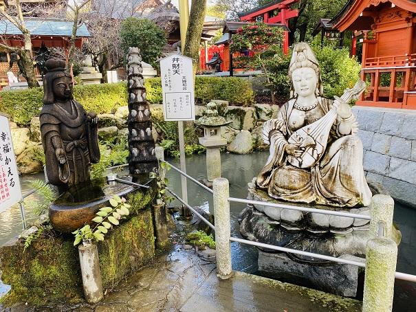 弁財天田村神社