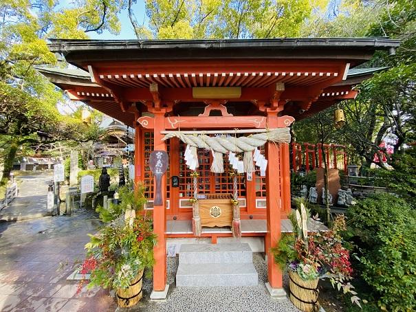 宮島社田村神社