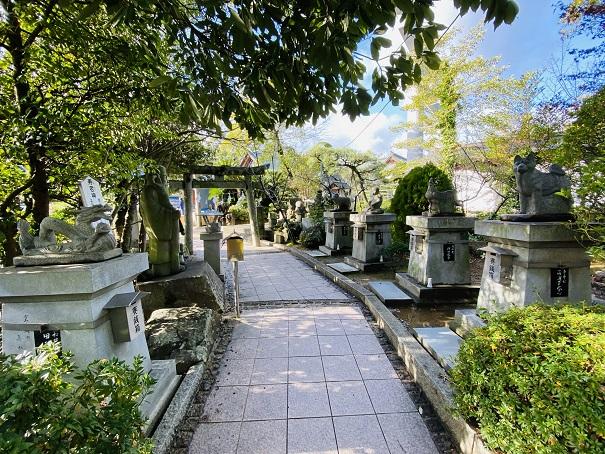 廻る十二支巡り田村神社