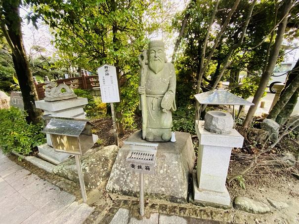 寿老神田村神社