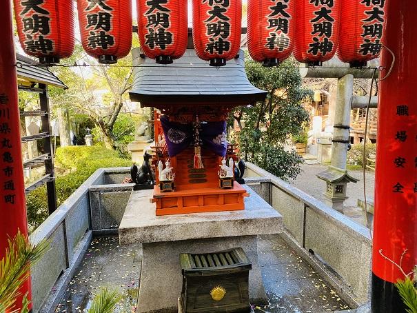稲荷社田村神社