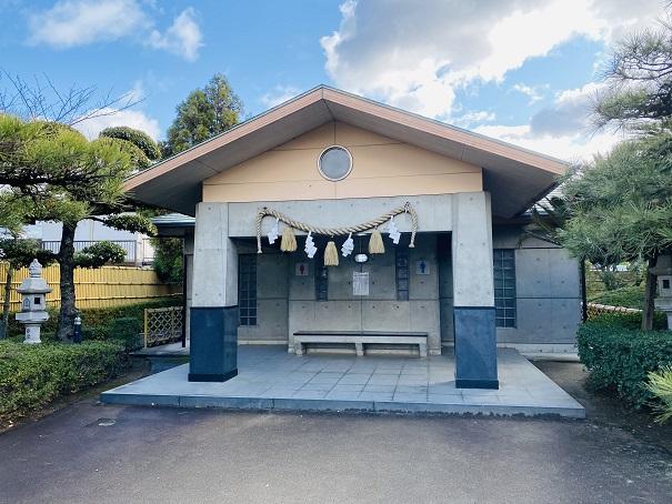 田村神社会館お手洗い