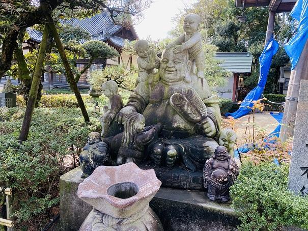 子育て布袋田村神社