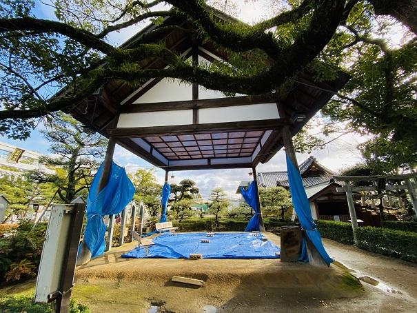 土俵田村神社