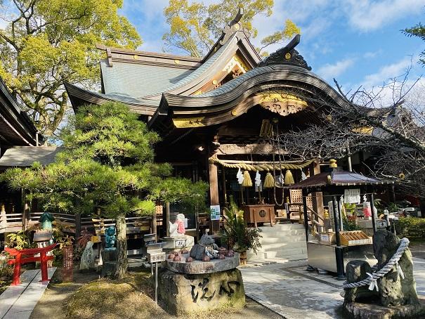 素婆俱羅社田村神社