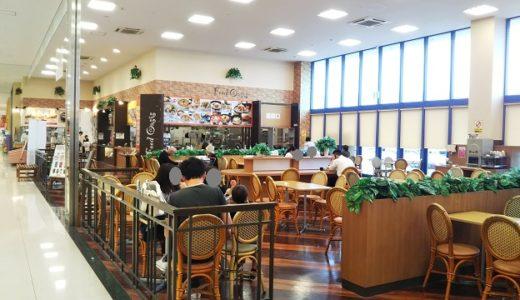 Food Oasis(フードオアシス)マルナカスーパーセンター宇多津店のフードコート