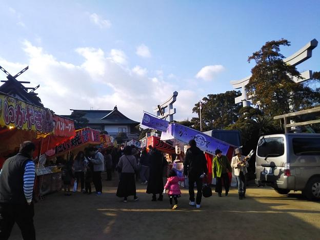 田村神社 屋台