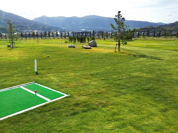 香西西地区港湾緑地のパークゴルフ場
