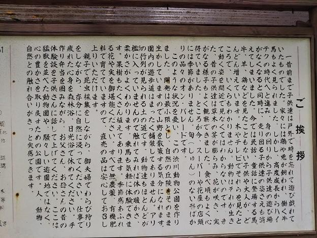 渋川動物公園 案内
