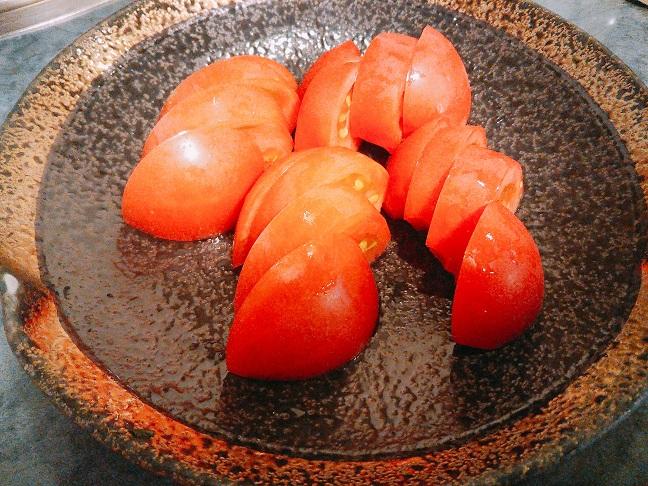 なかもず トマト