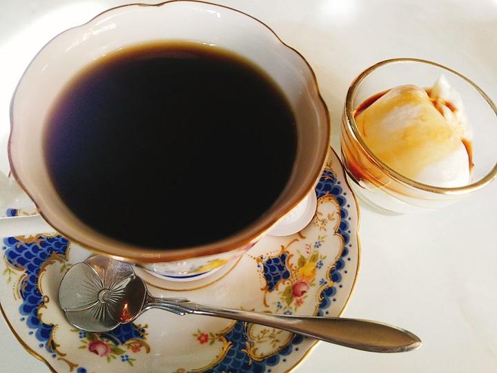 カフェラトープ コーヒーとデザート