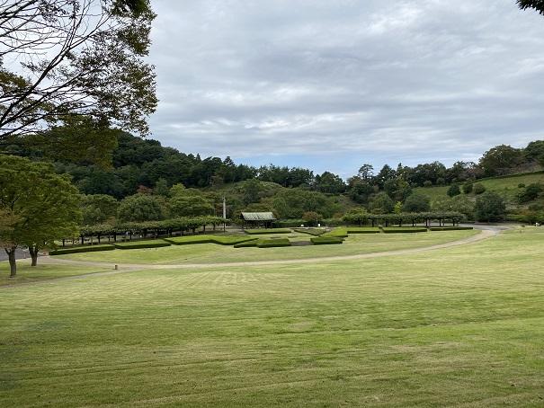 ポテレット広場徳島県立神山森林公園イルローザの森