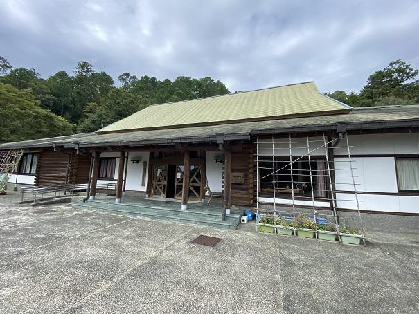 森林学習館徳島県立神山森林公園イルローザの森