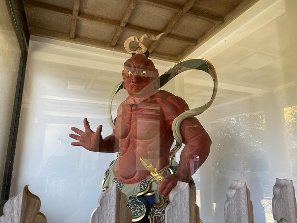 大窪寺仁王像