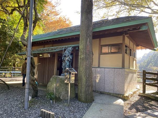 大窪寺トイレ
