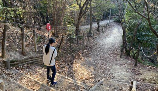えひめ森林公園フィールドアスレチックとキャンプ場 愛媛県伊予市