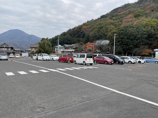 総本山善通寺駐車場