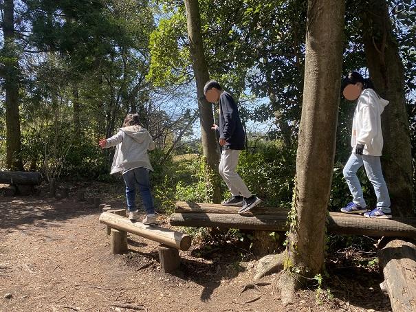 エコジカルランニング森の国昆虫コース