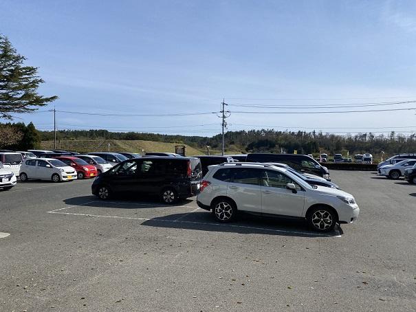 森の国駐車場