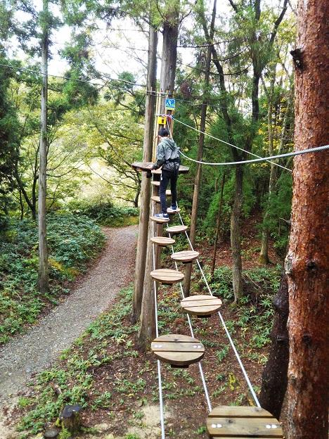 冒険の森ひるぜん アドベンチャーコース 1-1