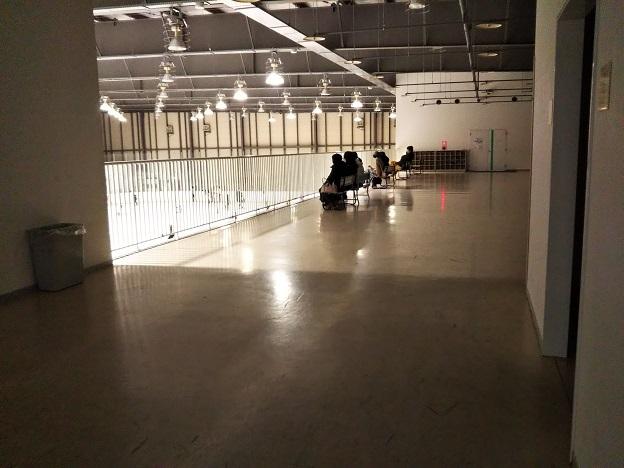 岡山国際スケートリンク 2階2
