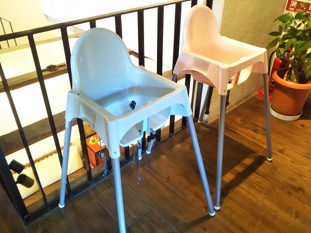 VACCA 子供椅子