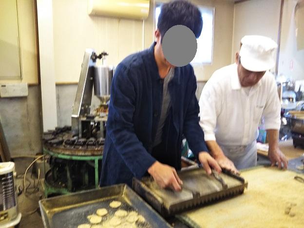 たんきり飴作り体験 13