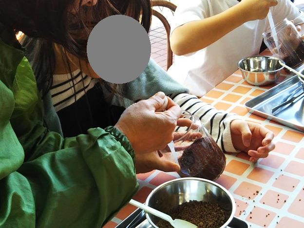 苔テラリウム作り体験 6