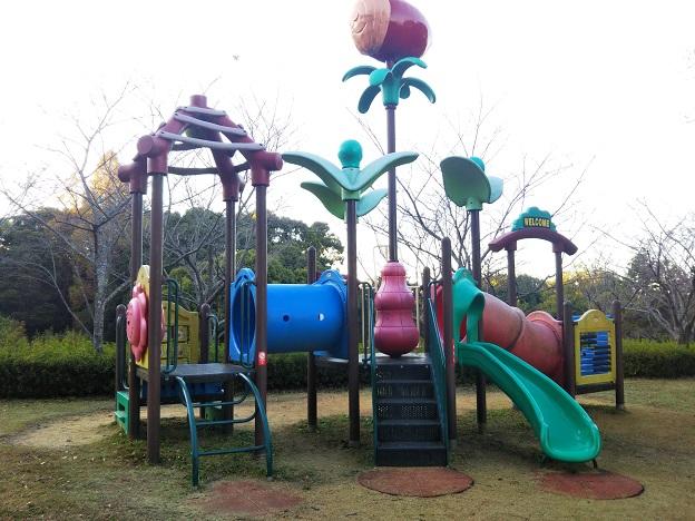 公渕森林公園 ちびっこ広場遊具3