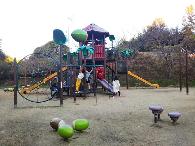 公渕森林公園 ちびっこ広場遊具5