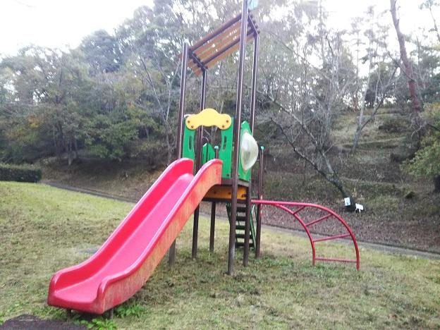 公渕森林公園 アスレチック遊具
