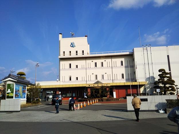 滝宮天満宮の臨時駐車場