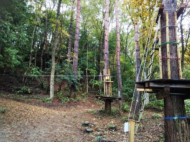 冒険の森ひるぜん 練習コース