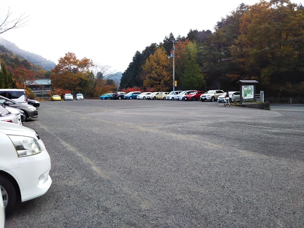 大窪寺 駐車場